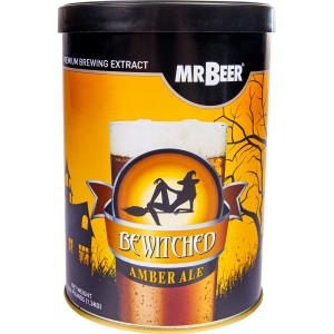 Brewkit Coopers piwo craftowe Bewitched Amber Ale 1,3kg