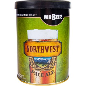 Brewkit Coopers piwo craftowe Northwest Pale Ale 1,3kg