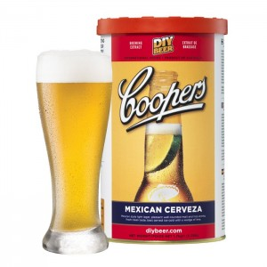 Koncentrat piwo domowe Coopers MEXICAN CERVEZA 1,7 KG