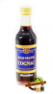 Zaprawka MM do alkoholu 50ml - Cognac Mild Fransk