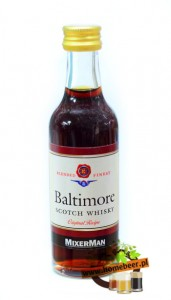Zaprawka MM do alkoholu 50ml - Baltimore Scotch Whisky