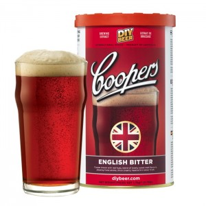 Koncentrat piwo domowe Coopers ENGLISH BITTER 1,7kg