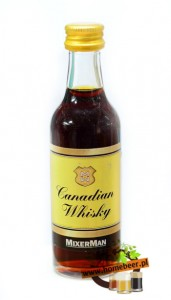 Zaprawka MM do alkoholu 50ml - Canadian Whisky